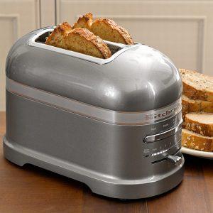 Tostapane Kitchenaid: il tuo toast sarà sempre caldo!